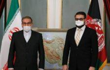 حمدالله محب علی شمخانی 226x145 - جزییات دیدار مشاوران امنیت ملی افغانستان و ایران