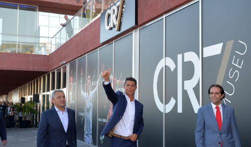 رونالدو هوتل 504x295 - افتتاح سومین هوتل کریستیانو رونالدو در سال 2020