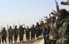 طالبان 1 226x145 - تصاویر/ سقوط یک قرارگاه نیروهای امنیتی در ولایت فراه