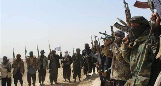 طالبان 1 550x295 - حضور چشمگیر طالبان در بدخشان برای عملیات تروریستی در تاجکستان و سایر جمهوری های آسیای مرکزی!