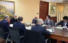 محمد حنیف اتمر نشست تقویت اجماع در حمایت از روند صلح1 226x145 - سخنان وزیر امور خارجه در نشست تقویت اجماع در حمایت از روند صلح