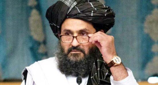 ملا برادر 550x295 - مهمترین منبع مالی ملابرادر و هیئت گفتگو کننده طالبان چیست؟