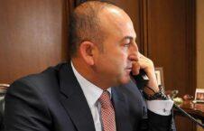 مولود چاووش اوغلو 226x145 - گفتگوی تلیفونی وزیر امور خارجه ترکیه با همتای چینایی اش