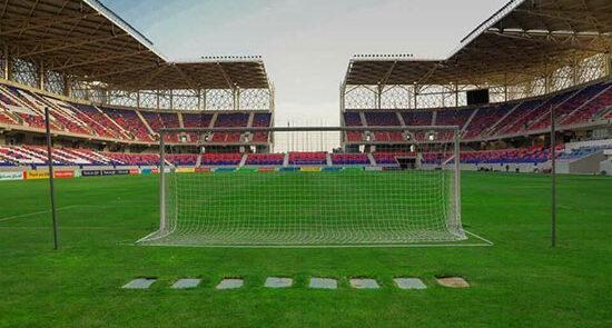 ورزشگاه 550x295 - آغاز پروژه ساخت ورزشگاه در عراق با پول عربستان سعودی