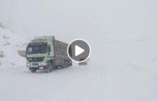 ویدیو برفباری شاهراه سالنگ 226x145 - ویدیو/ برفباری در شاهراه سالنگ