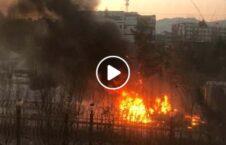 ویدیو حملات راکتی کابل 226x145 - ویدیو/ حملات پی در پی راکتی بر بخشهای مختلف شهر کابل