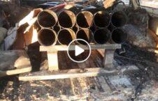 ویدیو خسارات حملات راکتی کابل 226x145 - ویدیو/ خسارات برجامانده از حملات راکتی در شهر کابل