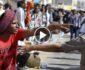 ویدیو/ شکنجه و لت و کوب وحشیانه کارگران خارجی در عربستان سعودی