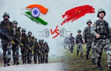 چین هند 226x145 - بالا گرفتن تنشها میان چین و هند؛ قوای هوایی پکن به حالت آماده باش درآمد