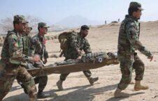 اردوی ملی 226x145 - حمله هوایی طالبان بر قولاردوی 217 پامیر در کندز؛ دست آشکار پاکستان در جنگ افغانستان