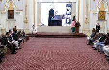 اشرف غنی نمایندگان سکتور خصوصی 226x145 - دیدار نمایندگان سکتور خصوصی با رییس جمهوری اسلامی افغانستان