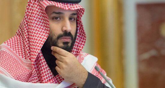 بن سلمان 550x295 - نامه ولیعهد عربستان سعودی به دولت جدید ایالات متحده امریکا