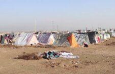 بیجا شده مزار شریف 2 226x145 - تصاویر/ صدها خانواده بیجا شده در مزار شریف با بحران کمبود مواد خوراکی و سوخت مواجهند
