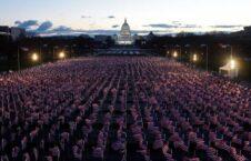 تحلیف بایدن 3 226x145 - تصاویر/ حاشیههای مراسم تحلیف ریاست جمهوری امریکا