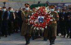 تشییع جنازه دلیلی 226x145 - تصاویر/ مراسم تشییع جنازه سفیر متوفای افغانستان در قطر