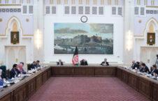 جلسۀ کابینه 226x145 - جزییات برگزاری جلسۀ کابینه تحت ریاست رئیس جمهوری اسلامی افغانستان