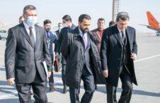رشید مردوف 226x145 - امضای چندین یادداشت تفاهم در سفر وزیر امور خارجه ترکمنستان به افغانستان