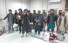 زندانی بغلان 2 226x145 - تصاویر/ رهایی ۳۲ زندانی از بند طالبان در بغلان