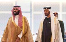 عربستان امارات 226x145 - بالا گرفتن تنش ها میان عربستان و امارات؛ بن سلمان از اهانتهای بن زاید خشمگین است