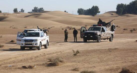 مخفیگاه داعش عراق 5 550x295 - کشف تونل و مخفیگاههای داعش در عراق + تصاویر