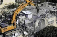 مسجد اسراییل 226x145 - تخریب یک مسجد توسط عساکر اسراییل در جنوب کرانه باختری