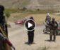 ویدیو/ لحظه تخریب یک سرک در کندهار توسط طالبان