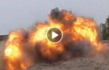 ویدیو کشف خنثی ماین هلمند هرات 226x145 - ویدیو/ انهدام ماین های کنار جاده در شاهراه هلمند-هرات