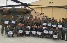 پیلوتهای افغان 226x145 - انتقال پیلوتهای افغان از اوزبیکستان به امارات