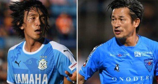 کازویوشی میورا 550x295 - واکنش کنفدراسیون فوتبال آسیا به تمدید قرارداد بازیکن 54 ساله جاپانی!