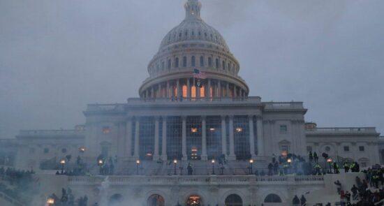 کانگرس امریکا 550x295 - نقش ولیعهد عربستان سعودی در حمله به کانگرس امریکا