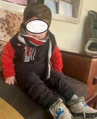 کودک سمنگان فروش - تصویر/ پدری که کودکش را صد هزار افغانی فروخت!