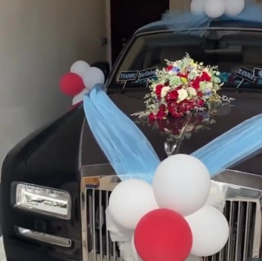 گانور گلاموروس1 - تحفه باورنکردنی یک مادر برای جشن تولد پسر ۱۲ ساله اش + تصاویر