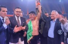 احمد ولی هوتک 5 226x145 - پیروزی مقتدرانه احمد ولی هوتک بر حریف برازیلی اش
