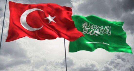 ترکیه عربستان 550x295 - ترکیه در آرزوی بهبود روابط با عربستان سعودی