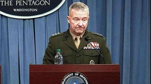 جنرال کنت مکنزی - واکنشهای باشنده گان کشور به اظهارات اخیر فرمانده قوماندانی مرکزی قوای ایالات متحده