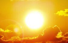 خورشید. 226x145 - جالبترین تصویر از سطح خورشید