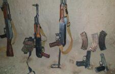 سلاح هرات 3 226x145 - تصاویر/ راه اندازی یک عملیات کشفی در مربوطات ولسوالی انجیل ولایت هرات