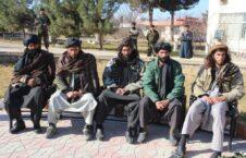 طالبان بادغیس 4 226x145 - تصاویر/ پیوستن شماری از افراد طالبان در بادغیس به صفوف نیروهای امنیتی
