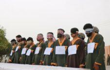 طالبان هلمند 1 226x145 - تصاویر/ دستگیر شدن ۹ تن از افراد طالبان در ولایت هلمند