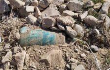 ماین طالبان کندهار 2 226x145 - تصاویر/ ماین شانی طالبان در جاده های ولسوالی ارغنداب کندهار