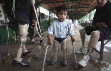 سوءاستفاده خارجی ها از اطفال افغان برای پاکسازی میدان های ماین