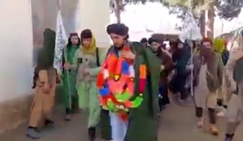 ملا عبدالقدیر حامی1 1024x595 - تصویر/ ملای تندرو در تخار به گروه طالبان پیوست!