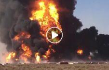 ویدیو انفجار مهیب گمرک اسلامقلعه 226x145 - ویدیو/ انفجار مهیب در گمرک اسلامقلعه
