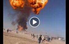 ویدیو غارت تاجر آتش اسلام قلعه هرات 226x145 - ویدیو/ غارت اموال تاجران پس از آتش سوزی در اسلام قلعه هرات