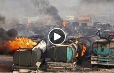 ویدیو متضررین آتش اسلام قلعه هرات 226x145 - ویدیو/ سخنان متضررین در آتشسوزی گمرک اسلام قلعه هرات با حکومت