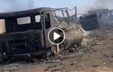 ویدیو ولسی جرگه گمرک اسلامقلعه آتش 226x145 - ویدیو/ نماینده ولسی جرگه: گمرک اسلامقلعه عمداً آتش زده شدهاست