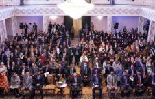 اشرف غنی افغان های مقیم تاجکستان 226x145 - دیدار رییس جمهور غنی با شماری از افغان های مقیم تاجکستان