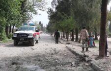 انفجار خوست 3 226x145 - تصاویر/ انفجار بمب طالبان در نزدیکی یک استادیوم در خوست