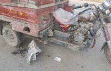 زرنج انفجار کابل 4 226x145 - تصاویر/ جلوگیری از وقوع یک انفجار در حوزۀ پنجم شهر کابل