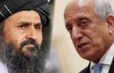 زلمی خلیلزاد ملا برادر 226x145 - جزییات دیدار زلمی خلیلزاد با ملا برادر از زبان سخنگوی دفتر سیاسی گروه طالبان